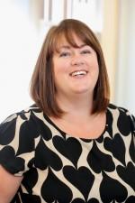 Julie Braithwaite payroll administrator at Clayton & Brewill