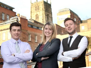 Clayton & Brewill recruits two trainees and promotes Amanda Stefanetti