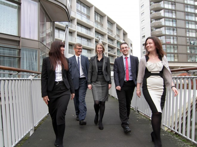 Clayton & Brewill recruits four new accountants
