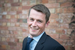Doug Perry chartered accountant at Clayton & Brewill Nottingham