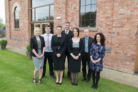 he C&B Comply team: delivering a streamlined accountancy solution