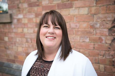 Julie Braithwaite Payroll Administrator Clayton & Brewill Nottingham