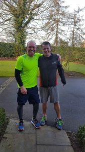 Doug Perry tackles the London Marathon