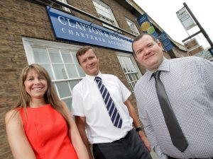 Promotion and appointment - Lisa Smith and Garry Underwood