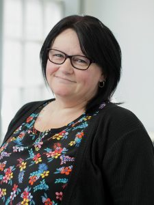Sarah Pownall, Payroll Manager, Clayton & Brewill