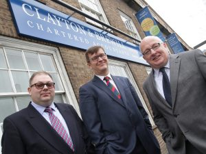 Two new appointments at Clayton & Brewill