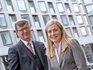 Clayton & Brewill recruits new audit manager