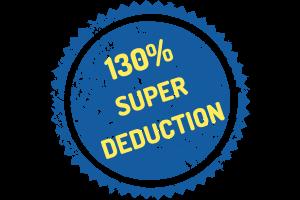 130% super deduction